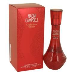 NAOMI CAMPBELL NAOMI CAMPBELL SEDUCTIVE ELIXIR EDT FOR WOMEN