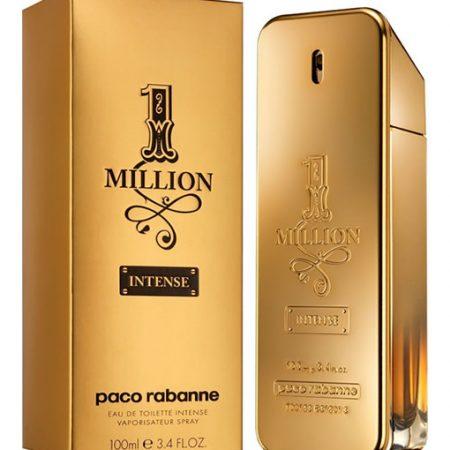 PACO RABANNE 1 (ONE) MILLION INTENSE EDT FOR MEN