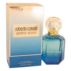 ROBERTO CAVALLI ROBERTO CAVALLI PARADISO AZZURRO EDP FOR WOMEN