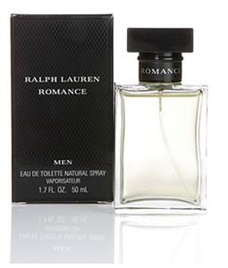 RALPH LAUREN ROMANCE EDT FOR MEN