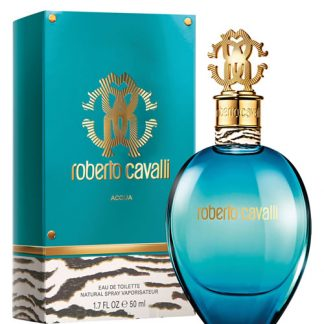 ROBERTO CAVALLI ACQUA EDT FOR WOMEN