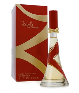 RIHANNA REBELLE EDP FOR WOMEN
