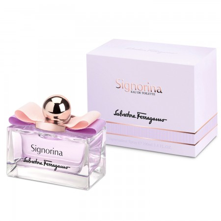 SALVATORE FERRAGAMO SIGNORINA EDT FOR WOMEN
