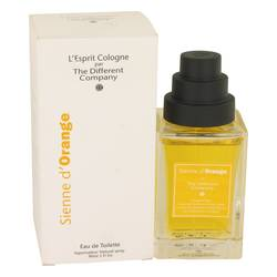 THE DIFFERENT COMPANY SIENNE D'ORANGE EDT FOR UNISEX