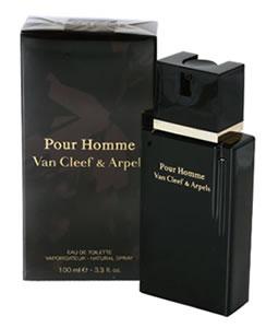 VAN CLEEF & ARPELS POUR HOMME EDT FOR MEN