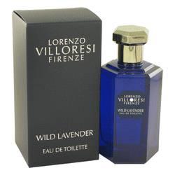 LORENZO VILLORESI LORENZO VILLORESI FIRENZE WILD LAVENDER EDT FOR MEN