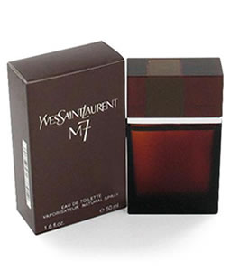 YVES SAINT LAURENT YSL M7 EDT FOR MEN