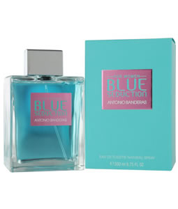 ANTONIO BANDERAS BLUE SEDUCTION WOMEN EDT FOR WOMEN