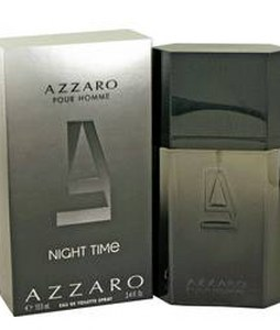 AZZARO AZZARO NIGHT TIME EDT FOR MEN