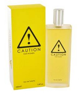 KRAFT CAUTION EDT FOR WOMEN