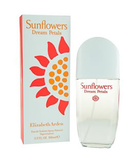 ELIZABETH ARDEN SUNFLOWERS DREAM PETALS EDT FOR WOMEN