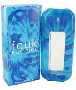 FRENCH CONNECTION FCUK SUMMER EDT FOR MEN