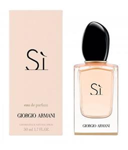 GIORGIO ARMANI SI EDP FOR WOMEN