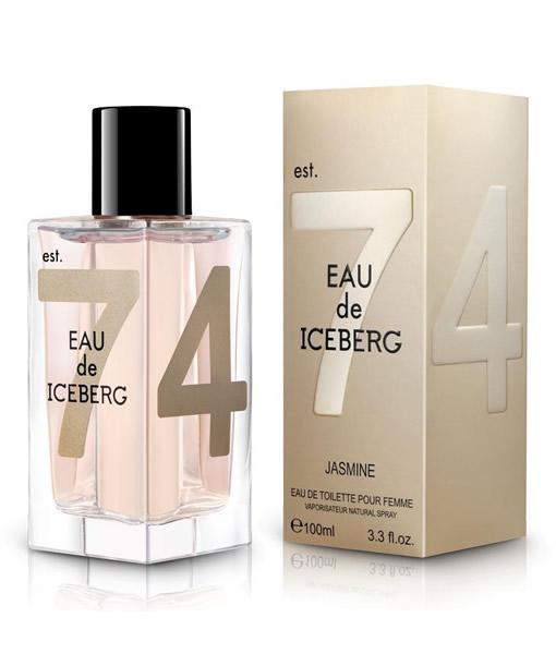 ICEBERG EAU DE ICEBERG JASMINE EDT FOR WOMEN