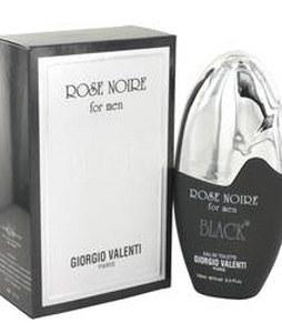 GIORGIO VALENTI ROSE NOIRE BLACK EDT FOR MEN