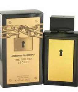 ANTONIO BANDERAS THE GOLDEN SECRET EDT FOR MEN