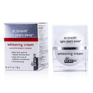 DR. BRANDT LIGHT YEARS AWAY WHITENING CREAM 50G/1.7OZ