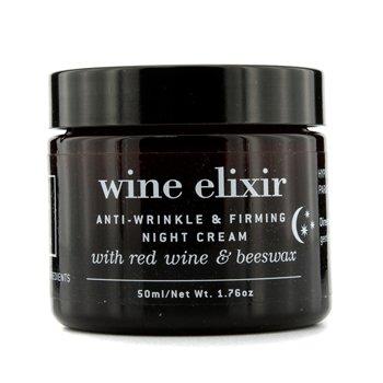 APIVITA WINE ELIXIR ANTI-WRINKLE & FIRMING NIGHT CREAM 50ML/1.76OZ