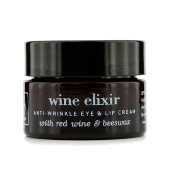 APIVITA WINE ELIXIR ANTI-WRINKLE EYE & LIP CREAM 15ML/0.51OZ