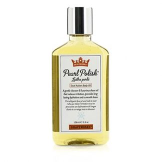 ANTHONY SHAVEWORKS PEARL POLISH DUAL ACTION BODY OIL 156ML/5.3OZ