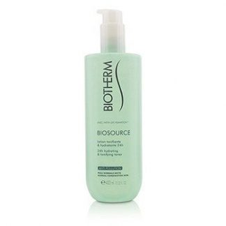 BIOTHERM BIOSOURCE 24H HYDRATING & TONIFYING TONER - FOR NORMAL/COMBINATION SKIN 400ML/13.52OZ