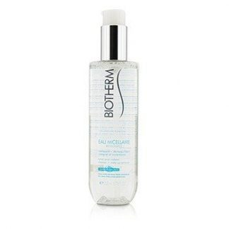 BIOTHERM BIOSOURCE EAU MICELLAIRE TOTAL & INSTANT CLEANSER + MAKE-UP REMOVER - FOR ALL SKIN TYPES 200ML/6.76OZ