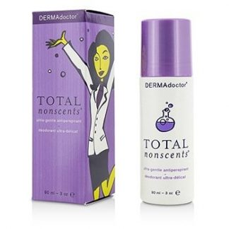 DERMADOCTOR TOTAL NONSCENTS ULTRA-GENTLE ANTIPERSPIRANT 90ML/3OZ