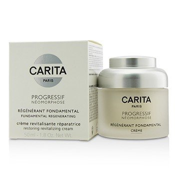 CARITA PROGRESSIF NEOMORPHOSE FUNDAMENTAL REGENERATING RESTORING REVITALIZING CREAM 50ML/1.8OZ