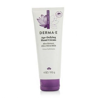 DERMA E AGE-DEFYING HAND CREAM 113G/4OZ