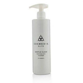 COSMEDIX ELITE GENTLE CLEAN SOOTHING SKIN CLEANSER - SALON SIZE 360ML/12OZ