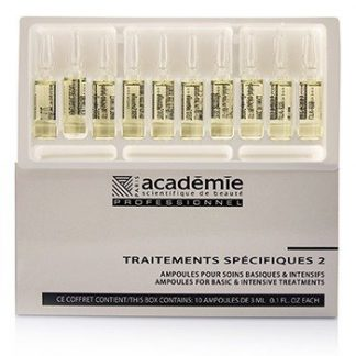 ACADEMIE SPECIFIC TREATMENTS 2 AMPOULES OMEGA 3-6-9 - SALON PRODUCT 10X3ML/0.1OZ