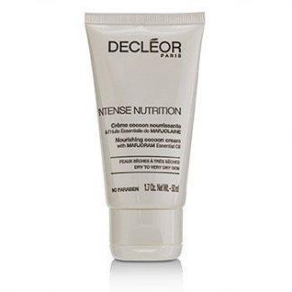 DECLEOR INTENSE NUTRITION MARJORAM NOURISHING COCOON CREAM - DRY TO VERY DRY SKIN (SALON PRODUCT) 50ML/1.7OZ