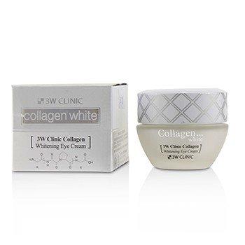 3W CLINIC COLLAGEN WHITE WHITENING EYE CREAM 35ML/1.16OZ