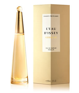 [SNIFFIT] ISSEY MIYAKE L j EAU D j ISSEY ABSOLUE EDP FOR WOMEN