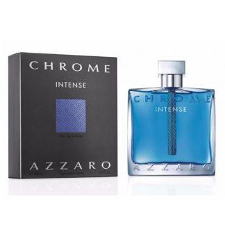 AZZARO CHROME INTENSE EDT FOR MEN