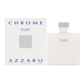 AZZARO CHROME PURE EDT FOR MEN