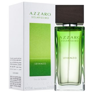 AZZARO SOLARISSIMO LEVANZO EDT FOR MEN