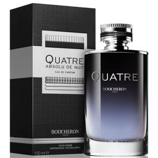 BOUCHERON QUATRE ABSOLU DE NUIT EDP FOR MEN