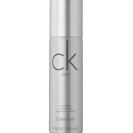 CALVIN KLEIN CK ONE DEODORANT SPRAY FOR UNISEX