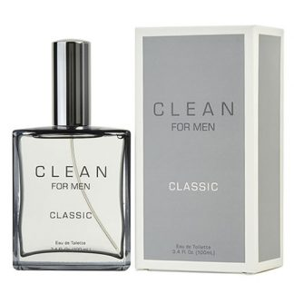 CLEAN MEN CLASSIC EDT FOR MEN