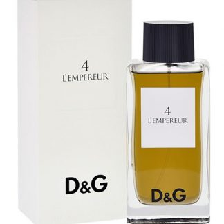 DOLCE & GABBANA D&G 4 L'EMPEREUR EDT FOR MEN