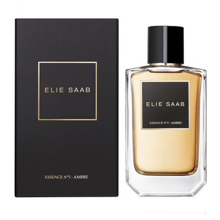 ELIE SAAB ESSENCE NO 3 AMBRE EDP FOR UNISEX