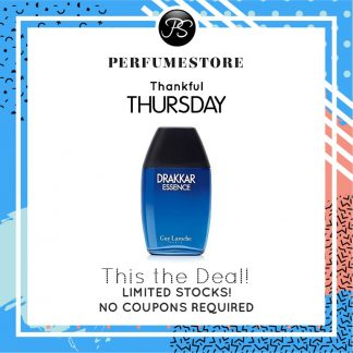 GUY LAROCHE DRAKKAR ESSENCE EDT FOR MEN 100ML [THANKFUL THURSDAY SPECIAL]
