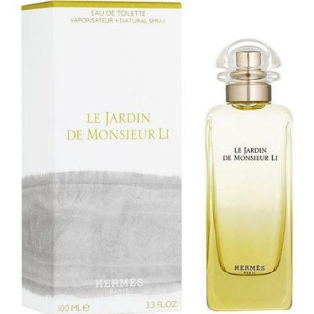 HERMES LE JARDIN DE MONSIEUR LI EDT FOR UNISEX