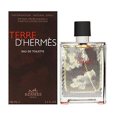 HERMES TERRE D'HERMES H BOTTLE 2018 LIMITED EDITION EDT FOR MEN