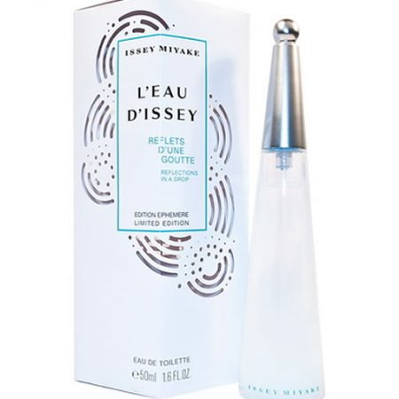 ISSEY MIYAKE L'EAU D'ISSEY REFLECTIONS IN A DROP LIMITED EDITION EDT FOR WOMEN