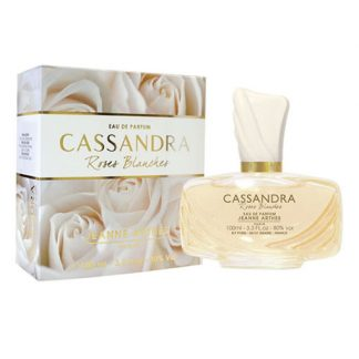 JEANNE ARTHES CASSANDRA ROSE BLANCHES EDP FOR WOMEN