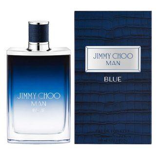 JIMMY CHOO MAN BLUE EDT FOR MEN