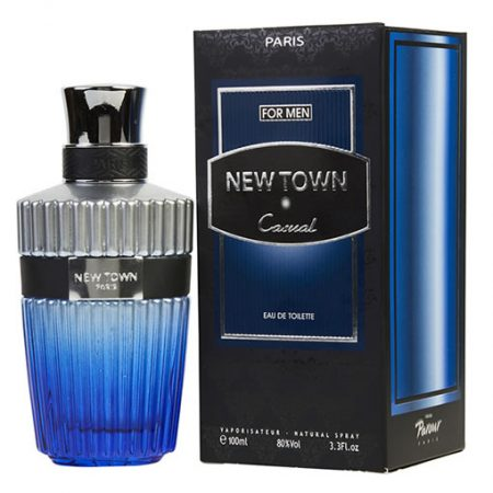 LOMANI NEW TOWN CASUAL EDT FOR MEN