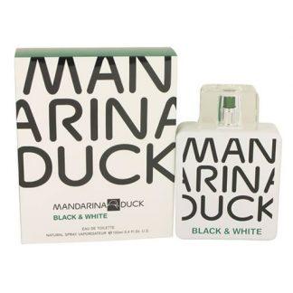 MANDARINA DUCK BLACK & WHITE EDT FOR MEN
